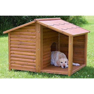 TRIXIE Rustic Dog House - Large