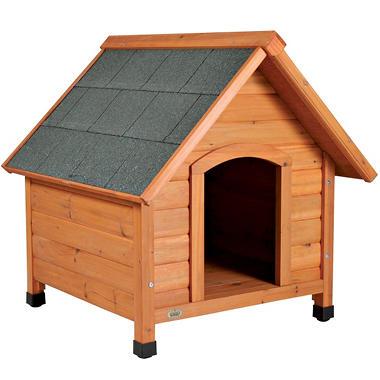 TRIXIE Log Cabin Dog House - Medium