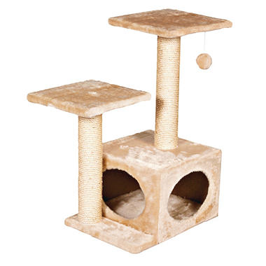 Valencia Cat Tree - Beige
