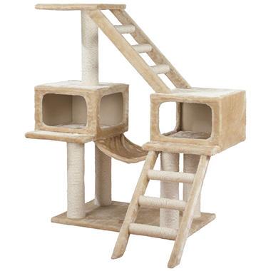 Malaga Cat Playground - Beige