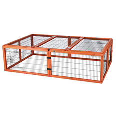 Outdoor Run with Mesh Cover - Large