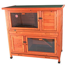 "Trixie 2-in-1 Rabbit Hutch with Insulation (45.5"" x 25.5"" x 44.25"")"