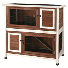 2-Story Rabbit Hutch - Medium