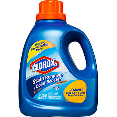 Liquid Clorox Bleach 2, Original Scent,  112.75 oz.