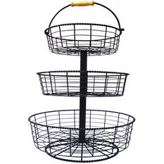 Giftburg 3-Tier Wire Basket