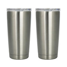 Member's Mark 20oz Stainless Steel Vacuum Insulated Tumblers, 2-Pack