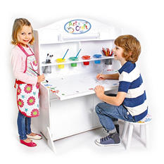 Wooden Activity Station
