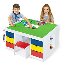 Block Building Table
