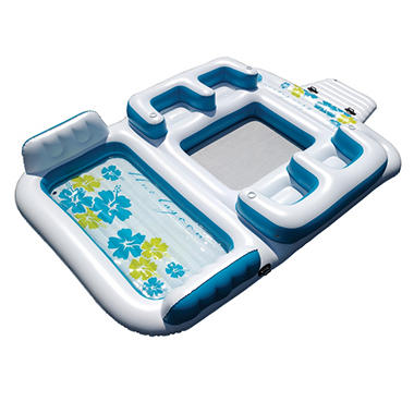 Blue Lagoon Pool Float