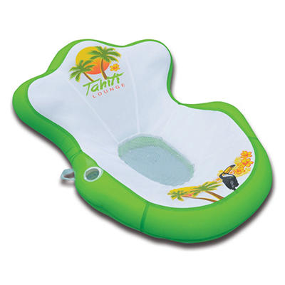 Tropical Tahiti Floating Lounge