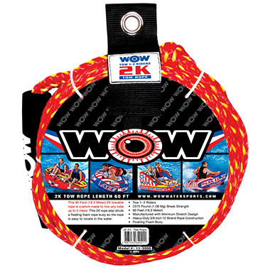 WOW Heavy Duty 2K Tow Rope