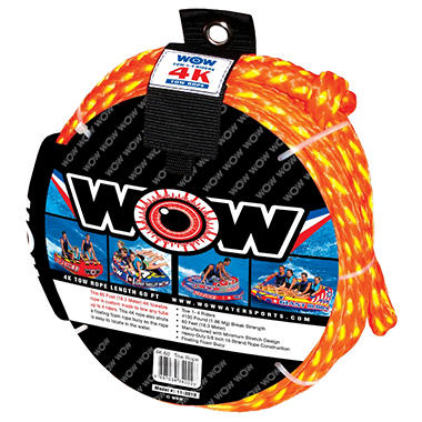 WOW Heavy Duty 4K Tow Rope