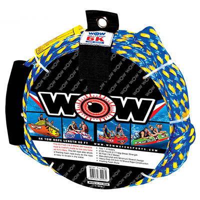 WOW Heavy Duty 6K Tow Rope