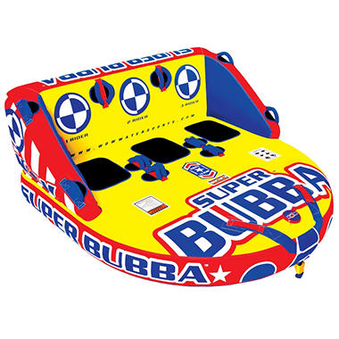 Super Bubba Towable Water Lounger