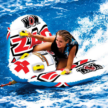 WOW Zig Zag Water Sport Towable
