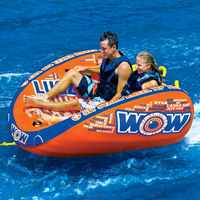 Lugz 2-Person Towable