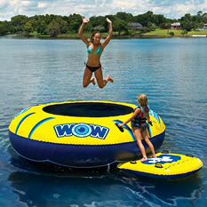 10 ft. Air Jump Water Bouncer