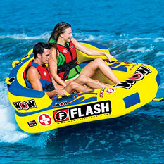 Flash 2 Person Towable