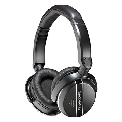 Audio Technica Noise-Canceling On-Ear Headphones