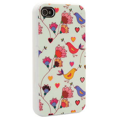 Signature Big Bird Case for use with iPhone 4/4S