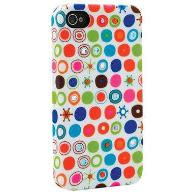 Armour Shell Spot Diamond Case for use with iPhone 4/4S