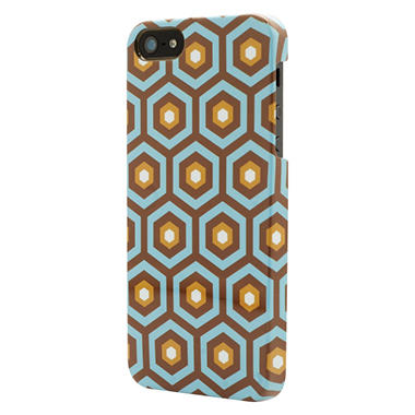 iPhone 5/5s Signature Case - Hexagon