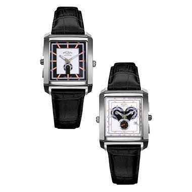 Rotary Gents' TZ2 Evolution chronographWatch