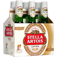 Stella Artois - 11.2 oz. - 6 pk.