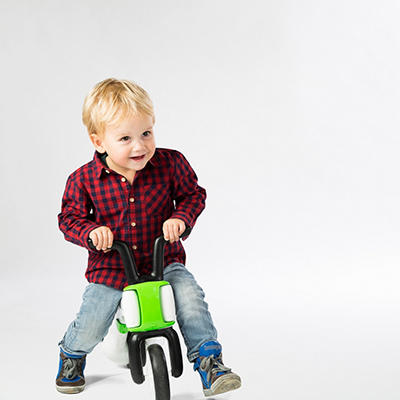 Chillafish Bunzi 2‐in‐1 Gradual Balance Bike, Various Colors