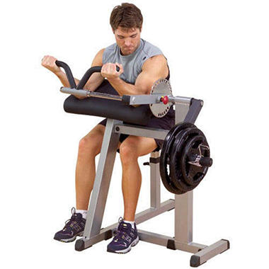 Body Solid GCBT380 Cam Biceps/Triceps Machine