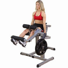 Body Solid GCEC340 Cam Leg Extension/Curl Machine