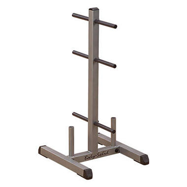 Body Solid GSWT Standard Plate Tree & Bar Holder