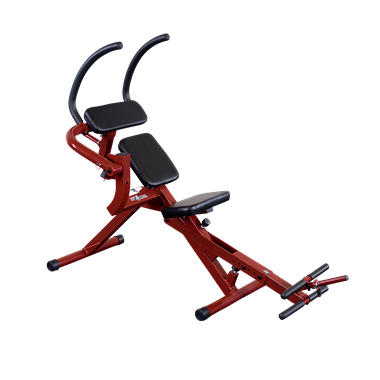 Best Fitness BFAB20 Semi Recumbent Ab Bench