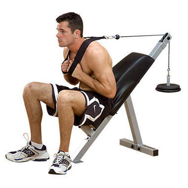 Powerline PAB21X Abdominal Bench