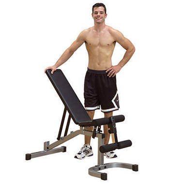 PowerLine PFID130X Flat/Incline/Decline Bench