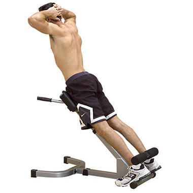 Powerline PHYP200X 45� Back Hyperextension