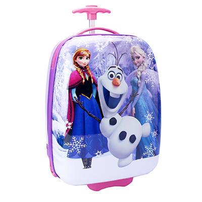 Disney's Frozen Kid's Hardside Rolling Tote