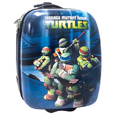 Teenage Mutant Ninja Turtles Kid's Hardside Rolling Tote