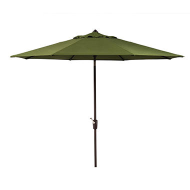 Member's Mark® 10' Green Market Umbrella with Premium Sunbrella® Fabric