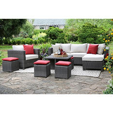 Carson 8-Piece Deep Seating