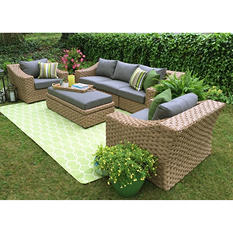 Catalina 4-Piece Deep Seating