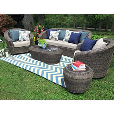 Anderson 5-Piece Deep Seating
