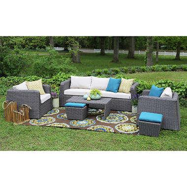 Whitmire 6-Piece Deep Seating Set
