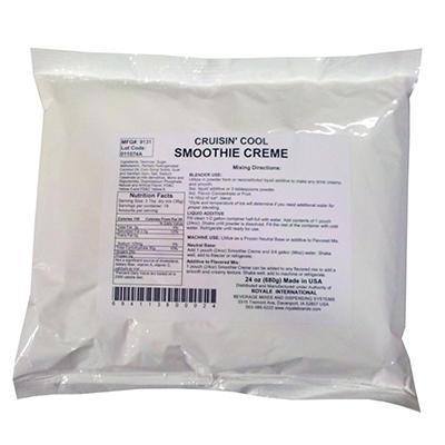 Crusin Cool Smoothie Creme - 1 pk.- 24 oz.