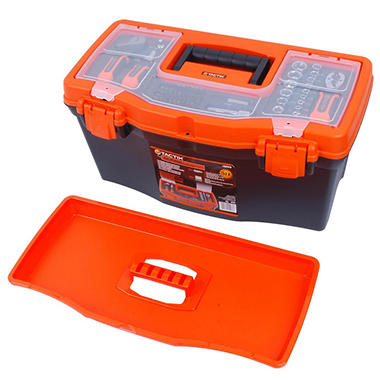 Stubby 52-Piece Tool Set with Tool Box