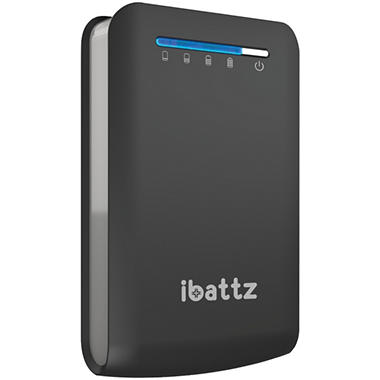iBattz Battstation 12000 Portable Phone/Tablet Charger
