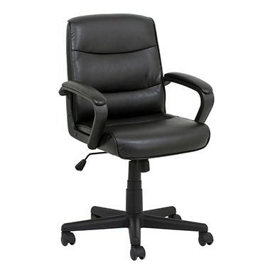 Global Furniture Adjustable Task Chair - Black