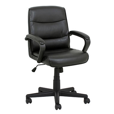 Global Furniture Adjustable Task Chair - Black