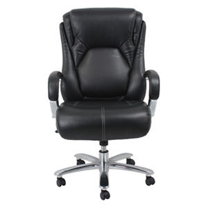Barcalounger Big & Tall Executive Office Chair, Black (Supports up to 500 lbs.)