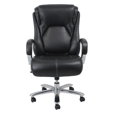Barcalounger Big Amp Tall Executive Office Chair Black